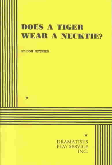 Does a Tiger Wear a Necktie By Peterson, Don